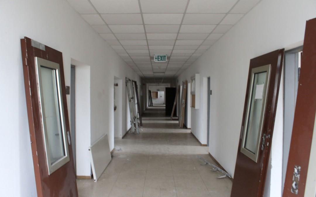 Larson Barracks: Die ehemalige Kaserne steht leer. (Foto: Thomas Feiler)