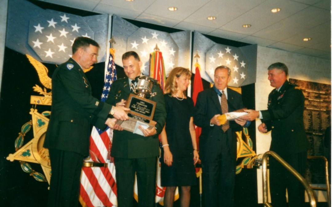 Im Jahr 2002 wurde Kitzingen als weltweit bester US-Standort ausgezeichnet (Foto: Privat).