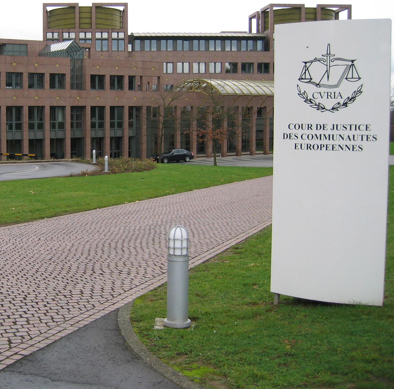 Der Europäische Gerichtshof in Brüssel. (Foto: Cédric Puisney (CC BY 2.00) Wikimedia Commons)