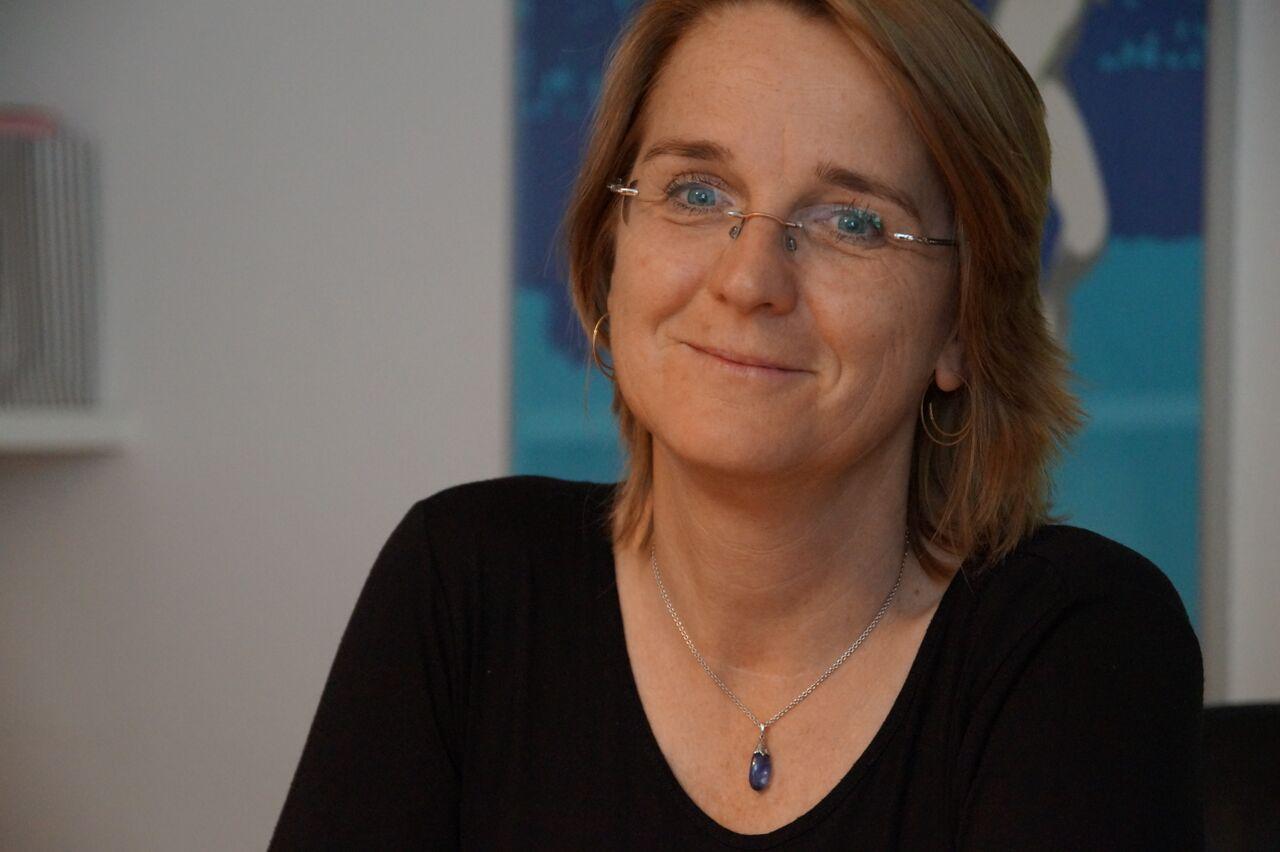 Gisela Seidler ist Rechtsanwältin für Asylrecht in München und setzt sich für schwule Asylbewerber ein, wie Omid aus dem Iran. (Foto: Pia Reiser)